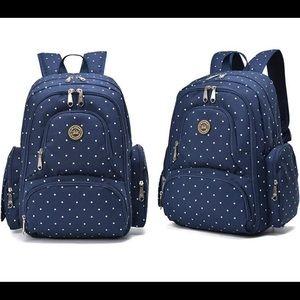 Cateep Baby backpack diaperbag waterproof